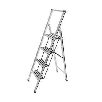Scără pliantă Wenko Ladder, înălțime 158 cm bonami.ro