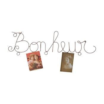 Suport fotografii Antic Line Bonheur poza bonami.ro