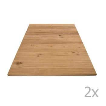 Set 2 blaturi suplimentare pentru masă Actona Stockholmt imagine