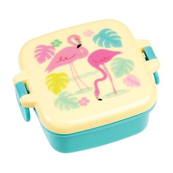 Cutie pentru gustări Rex London Flamingo Bay poza bonami.ro