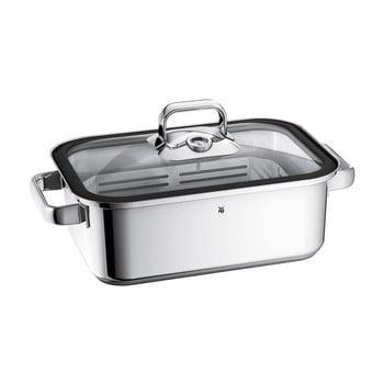 Tavă din oțel inoxidabil pentru gătit pe aburi WMF Cromargan® Vitalis, 3,5 l imagine