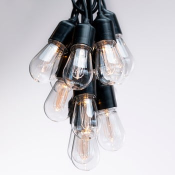 Extensie ghirlandă luminoasă cu LED DecoKing Bulb, lungime 3 m, 10 beculețe bonami.ro