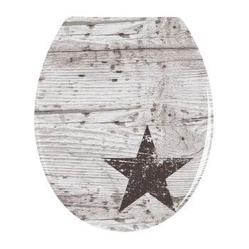 Capac WC Wenko Star, 45 x 37,5 cm poza bonami.ro