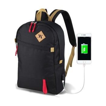 Rucsac cu port USB My Valice FREEDOM Smart Bag, negru bonami.ro
