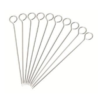 Set 10 tije pentru grătar Westmark Pin bonami.ro