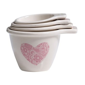 Set 4 cupe pentru măsurat Premier Housewares Lola poza bonami.ro