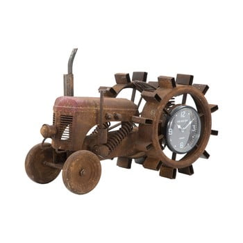 Ceas metalic pentru masă Mauro Ferretti Tractor poza bonami.ro