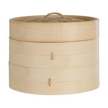 Coș bambus pentru gătit la abur Premier Housewares, ⌀ 20 cm poza bonami.ro