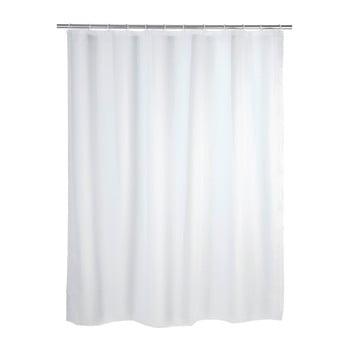 Perdea de duș Wenko Simplera, 180 x 200 cm, alb poza bonami.ro