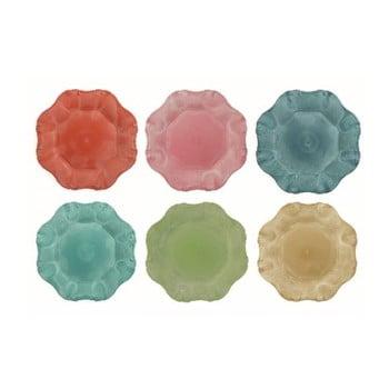 Set 6 farfurii colorate Villa d'Este Colori, ø 33 cm poza bonami.ro