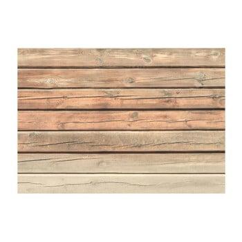 Tapet format mare Bimago Old Pine, 350 x 245 cm bonami.ro
