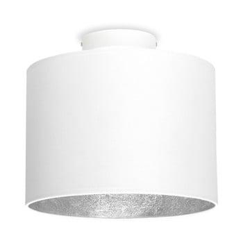 Plafonieră Sotto Luce MIKA, Ø 25 cm, alb/argintiu bonami.ro