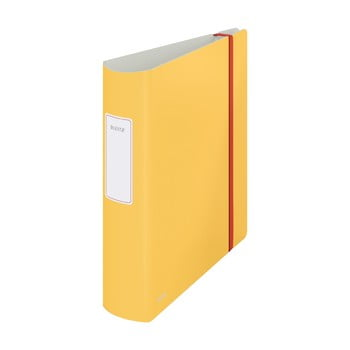 Biblioraft Leitz Cosy, A4, galben bonami.ro