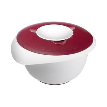 Bol pentru amestecat aluatul Westmark Whisk Bowl, 2.5 l, roșu bonami.ro