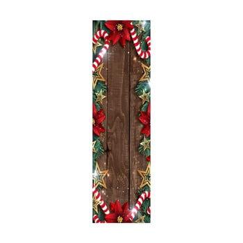Napron Christmas Frame, 40 x 140 cm