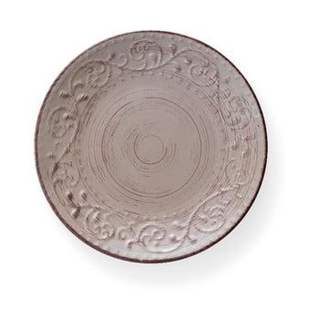 Farfurie din ceramică Brandani Serendipity, ⌀ 27,5 cm, maro poza bonami.ro