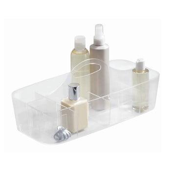 Organizator iDesign Clarity Bath, 37 x 18 x 16,5 cm bonami.ro