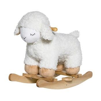 Balansoar din lemn de fag pentru copii Bloomingville Rocking Toy imagine