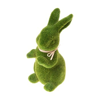 Decorațiune în formă de iepure Dakls Hare, verde poza bonami.ro