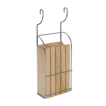 Suport de lemn pentru cuțite Metaltex, de agățat poza bonami.ro