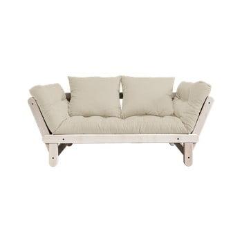 Canapea variabilă Karup Design Beat Natural/Beige