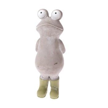 Decorațiune în formă de broască Dakls, înălțime 29 cm bonami.ro