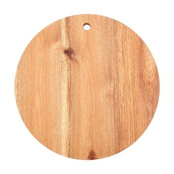 Tocător din lemn de salcâm Premier Housewares, ⌀ 30 cm bonami.ro