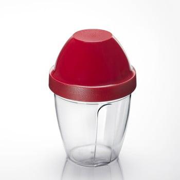 Cană pentru amestecat Westmark Mix-Ei, 250 ml, roșu bonami.ro