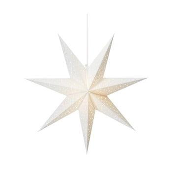 Decorațiune luminoasă suspendată Markslöjd Clara, ø 75 cm, alb bonami.ro