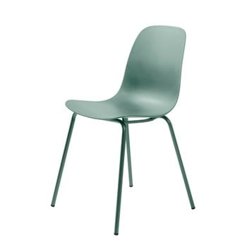 Scaun Unique Furniture Whitby, verde poza bonami.ro