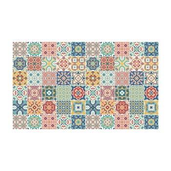Set 60 autocolante de perete Ambiance Cement Tiles Montanares, 15 x 15 cm bonami.ro