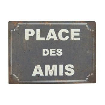 Tăbliță Antic Line Place Des Amis bonami.ro