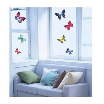 Set 26 de autocolante Ambiance Exotic Butterflies bonami.ro