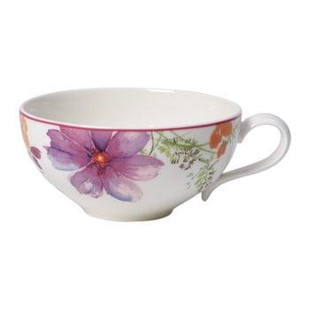 Ceașcă din porțelan pentru ceai Villeroy & Boch Mariefleur Tea, 0,24 l, motive florale, multicolor bonami.ro