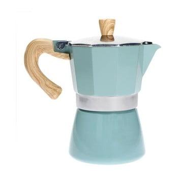Cafetieră Mocca Brandani Tiffany, albastru, pentru 3 cești bonami.ro