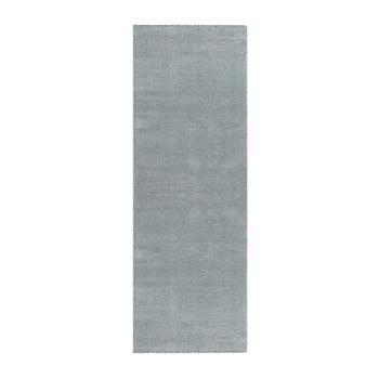 Traversă Elle Decor Passion Orly, 80 x 200 cm, albastru imagine