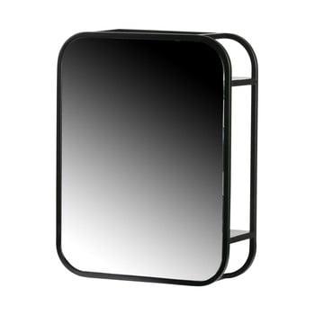 Oglinda de perete WOOOD Olivia, 45 x 35 cm