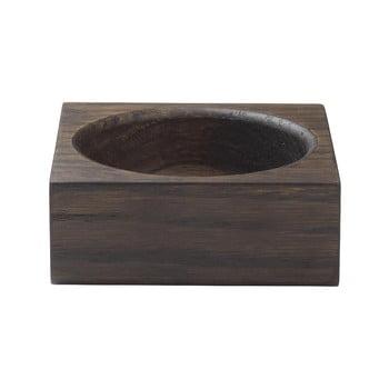Bol de depozitare din lemn de stejar Blomus Modo, 10 x 10 cm, maro poza bonami.ro