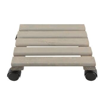 Suport din lemn de pin pentru ghiveci Esschert Design, lățime 30cm poza bonami.ro