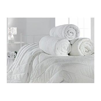 Pătură pentru pat de o persoană Puro Single Quilt Duro, 155 x 215 cm bonami.ro