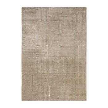 Covor Elle Decor Glow Castres, 160 x 230 cm, bej crem imagine