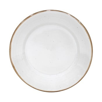 Farfurie din gresie ceramică Casafina Sardegna,⌀30cm, alb bonami.ro