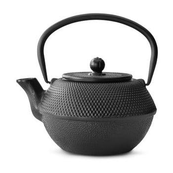 Ceainic din fontă cu infuzor Bredemeijer Jang, 1,2 l, negru bonami.ro