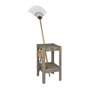 Suport din lemn de pin pentru unelte de grădinărit Esschert Design Stanley bonami.ro