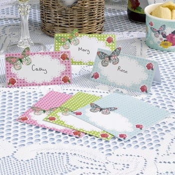 Set 12 etichete pentru nume Neviti Fancy That bonami.ro