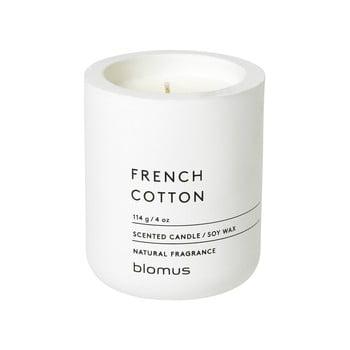 Lumânare parfumată din ceară de soia cu aromă de bumbac Blomus Fraga bonami.ro