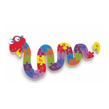 Puzzle educativ Legler ABC Snake poza bonami.ro