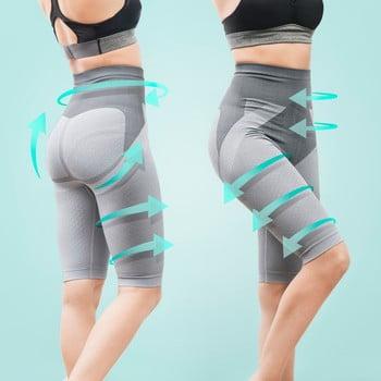 Burtieră cu pantaloni de slăbit InnovaGoods Tourmaline Shorts, mărime XL bonami.ro