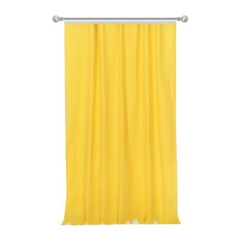 Draperie Mike & Co. NEW YORK Simply Yellow, 170 x 270 cm, galben bonami.ro
