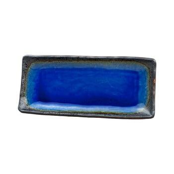 Farfurie servire din ceramică MIJ Cobalt, 29x12cm, albastru bonami.ro